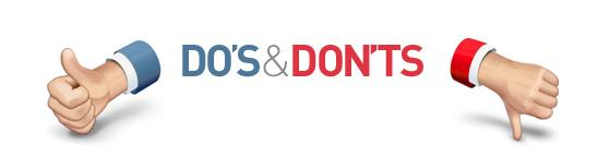dos-and-donts_mtc-rentals